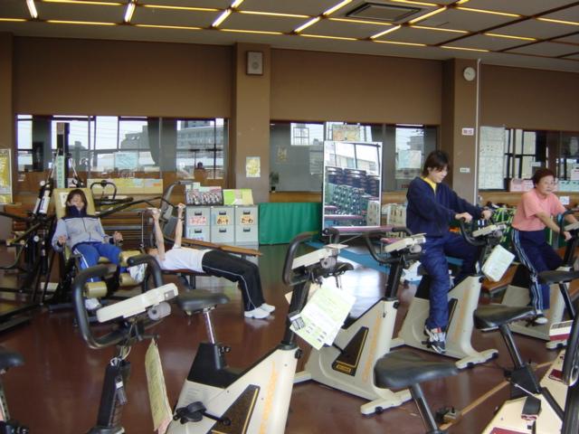 羽村市スポーツセンターの画像